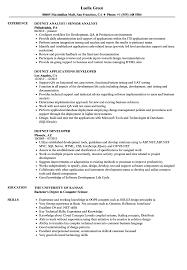 Dot Net Experience Resume Sample Dotnet Resume Samples Velvet Jobs 14