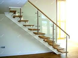 staircase rails designs modern glass stair railing design modern wood stair railing modern glass stair railing
