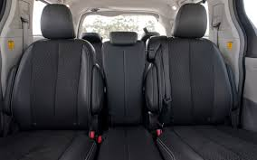 2012 Toyota Sienna iii – pictures, information and specs - Auto ...