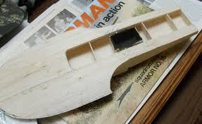 balsa wood model boat plans