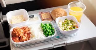 air new zealand economy class dinner