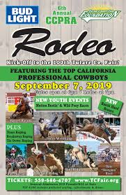 Tulare County Fairgrounds Tulare County Fair September 14