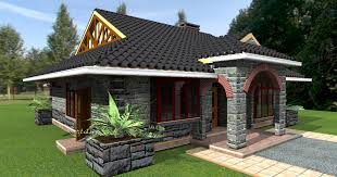 Small Picture 3 Bedroom Houses Plans In Kenya memsahebnet