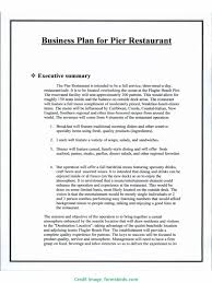 Restaurant Business Plan Template Restaurants Business Plan Pdf Food Truck Fast Retail Restaurant 23