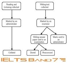 Writing Task One Processes Ielts Band7