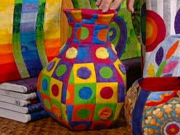 Indulgence Quilted Art Vase Video | HGTV &  Adamdwight.com