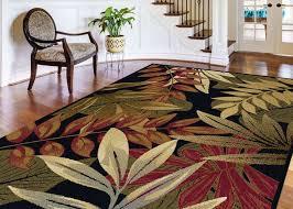 coastal area rugs 8x10 luxury 8x10 7 6 x 9 10 tropical palm fl coastal black