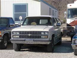1989 to 1991 Chevrolet Suburban for Sale on ClassicCars.com - 9 ...