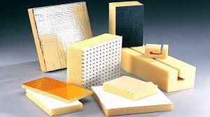 thermal and acoustic foam insulation sound insulating cavity walls