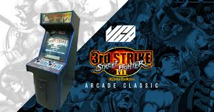 Street Fighter III – Third Strike Arcade Cabinet – Versus Gameplay