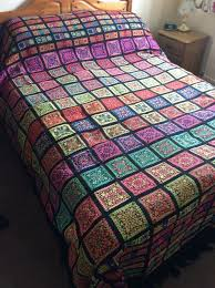 double bed throw over cover crossland