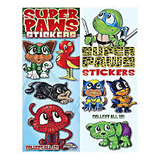 Sticker Vending Machines Inspiration Super Paws Stickers Vending Machine Stickers
