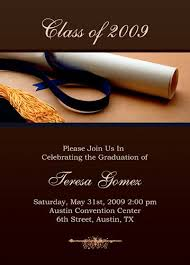 Graduation Templates Word Free Graduation Invitation Templates For Word To Inspire You