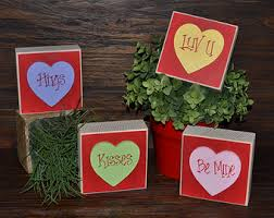 valentine office decorations. plain office sweetheart valentineu0027s day decor wood stacking blocks of love set valentines  decoration block mantle with valentine office decorations e