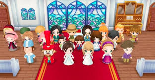 The tale of two towns nintendo ds and nintendo 3ds  game guide  story of seasons: Story Of Seasons Friends Of Mineral Town Includes Gay Marriage Niche Gamer