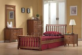 absolutely wooden sleigh bed frame milan oak 4 6 double majestic furnishing lightbox with storage drawer uk super king size cape town queen gumtree