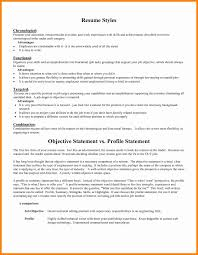 9 General Resume Objective Samples Resume Type