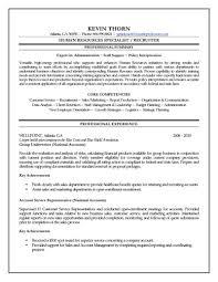 Resources Specialist Resume Human Resource Sample Peppapp