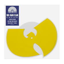 C.R.E.A.M. Die Cut Picture Disc – Wu Tang Clan