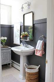 Wainscoting In Bathrooms 25 Stylish Ideas Digsdigs