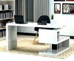 corner desk modern um size of solid wood construction walnut and white finish small corner desk modern