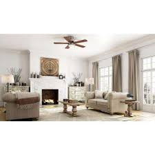 Living Room Ceiling Fan Gorgeous Indoor Ceiling Fans Lighting The Home Depot