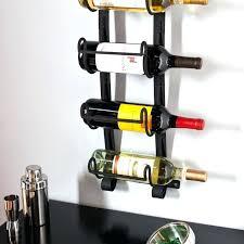 stainless steel wine rack wall mounted metal wine rack wall mounted brilliant design fancy mid century mount in glass stainless steel wall mounted wine