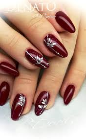 Lovely Nail Design Lovely Nails Even Better For Christmas Bright Nail Designs
