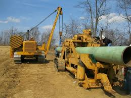 Pipeline Welding Apprentice Iuoe Local 66 Apprenticeship Sherrill Welsh Wilds Laying Pipeline