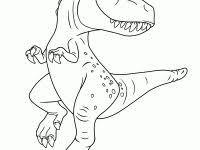 The Good Dinosaur Kleurplaten Leuk Voor Kids Beste Kleurplaat 65