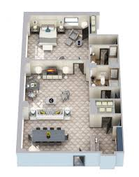 One Bedroom Suite New York Suites In Midtown Manhattan Lotte New York Palace