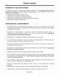 Sample Resume For Administrative Assistant 100 Best Of Sample Resume For Administrative Assistant Simple 78