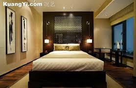 chinese style decor: chinese the modern chinese style decoration bedroom decoration picture  map