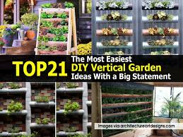 Small Picture Marvelous Vertical Garden Design Diy 11 On Interior Design Ideas