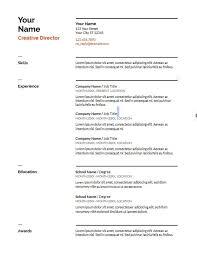 Google Cv Example 30 Google Docs Resume Templates Downloadable Pdfs Resume