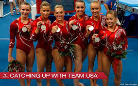 Team usa went with the top three scores from qualifications in determining their lineups today. What Are The Members Of The 2008 U S Olympic Women S Gymnastics Team Up To Now