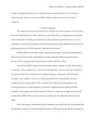 apa style research paper research in motion company  6