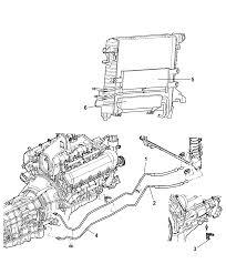 Transmission oil cooler lines for 2005 dodge ram 2500 rh moparpartsgiant 2004 dodge ram 2500 parts diagram 1995 dodge 2500 wiring diagram