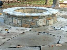 outdoor stone fire pit. Stone Outdoor Fire Pit Pits How To Build . O