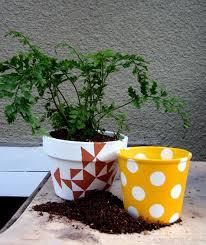 diy project garden pot pick me up