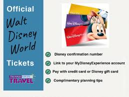 walt disney world ticket s