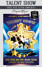 talent show flyer template free talent show flyer template 133 best flyer template vestor images on