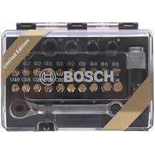 <b>Набор бит</b> с ключом-трещоткой <b>Bosch</b>, 27 шт. в Москве – купить ...