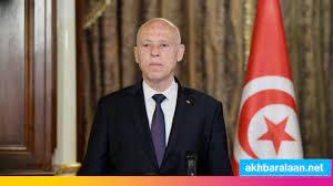 القبض على إرهابي خطط لاغتيال الرئيس التونسي قيس سعيد