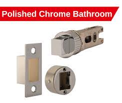 armor latch sliding glass door deadbolt elegant polished chrome smart bolt