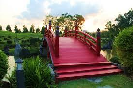 Japanese Style Garden Bridges Japanese Garden Arch Home Design Ideas