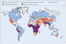 water full text water scarcity and future challenges for  no