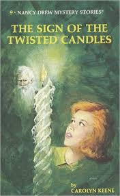 the sign of the twisted candles nancy drew series 9
