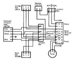 honeywell wiring diagram y plan wiring diagram honeywell y plan central heating wiring diagram schematics and