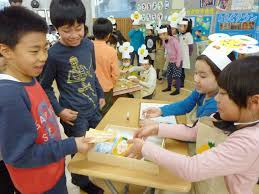 work area twin prime: godsend for working parents children attend an after school care center in setagaya ward